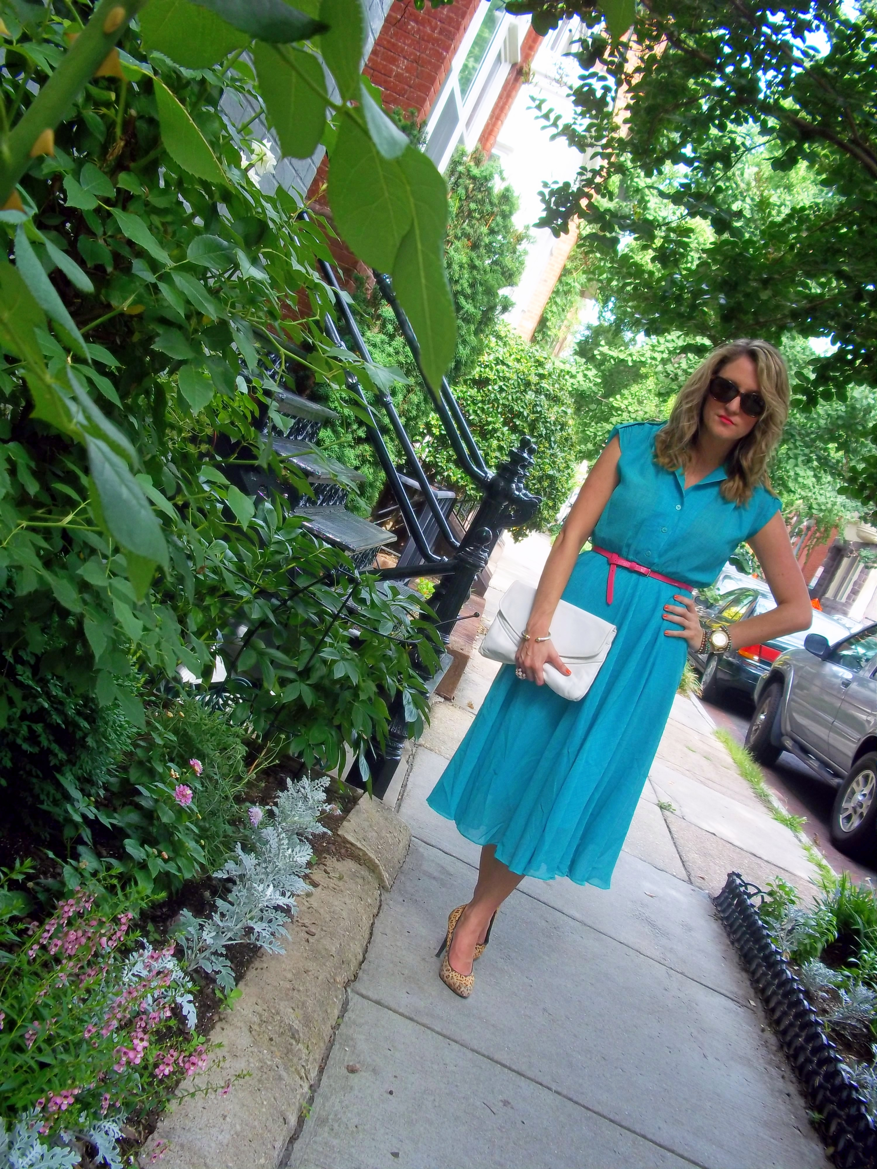 4e8d085fe2ce Lacey s Wearing  Walking in Seafoam - A Lacey Perspective DC Fashion ...